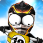 Stickman Descente - Motocross