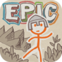 Tegn en Stickman: EPIC