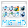 Mist HD Apex Nova Theme