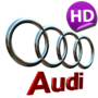 Audi Logo 3D Live Wallpaper