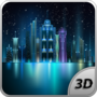 Space City zdarma 3D Live Wallpaper