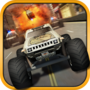 Hullut Monster Truck Escape