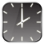 Caynax Analog Clock Widget Night Ghost