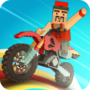 Moto Rider 3D: Blocky By 17